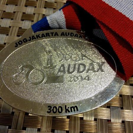Audax Medal