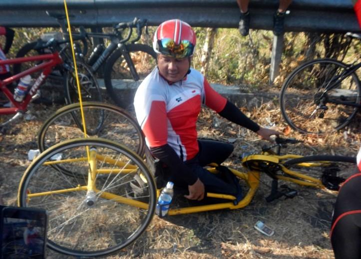 atlet sepeda